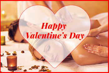 day break massage valentines day