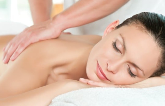 Massage therapy experience